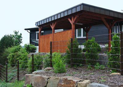 Bockheim Gartenbau - Holzarbeiten