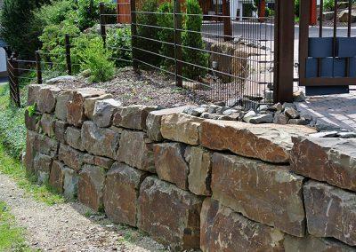 Bockheim Gartenbau - Natursteinarbeiten