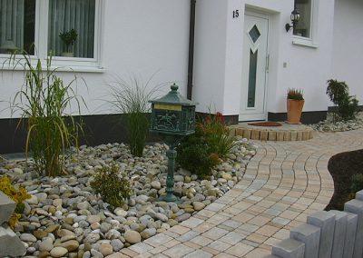 Bockheim Gartenbau - Pflasterarbeiten