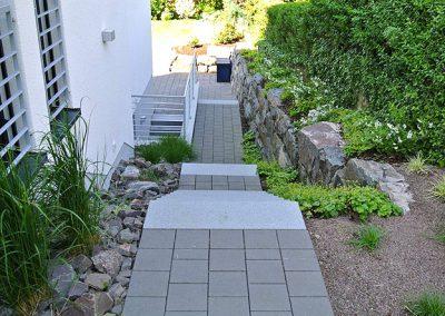 Bockheim Gartenbau - Treppenbau