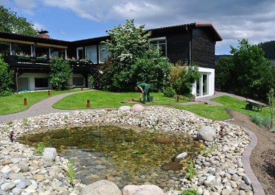 Bockheim Gartenbau - Wasser im Garten